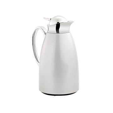 Rosenstein & Söhne Vakuová nerez konvice na čaj, 1 litr, šedá metalíza (NC-2337)