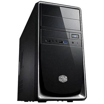 Cooler Master Elite 344 USB 3.0 černo-stříbrná (RC-344-SKN2)