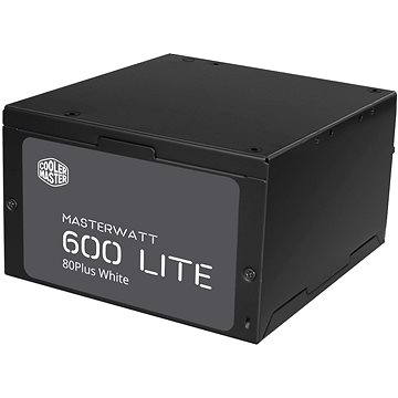 Cooler Master MasterWatt Lite 600 (MPX-6001-ACABW-EU)