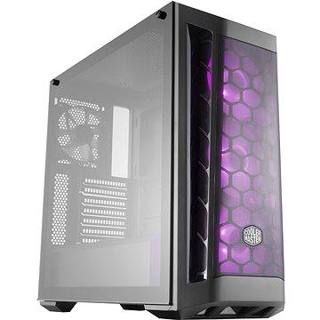 Cooler Master MasterBox MB511 RGB Mesh Black Trim (MCB-B511D-KGNN-RGB)