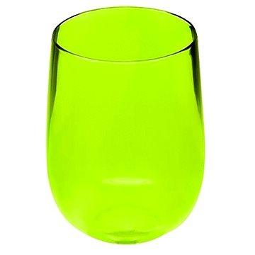 ZAK plastová sklenice 440ml, zelená (0204-620)
