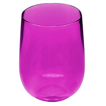 ZAK plastová sklenice 440ml, fuchsia (1333-620)