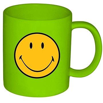 ZAK Hrnek SMILEY 350ml, zelený (6187-1590)