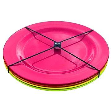 ZAK Sada talířů BBQ 28cm 4ks (2073-4410)