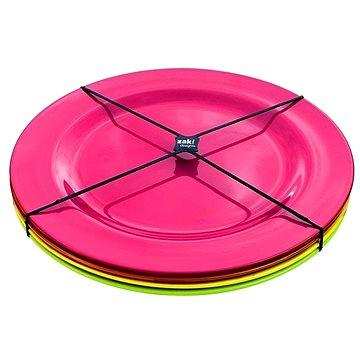 ZAK Sada talířů BBQ 24cm 4 ks (2073-4411)