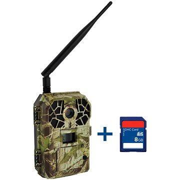 Cel-tec ForestCam LS 880 + 8GB SD karta zdarma (1508-027) + ZDARMA SIM karta GoMobil s kreditem 100Kč