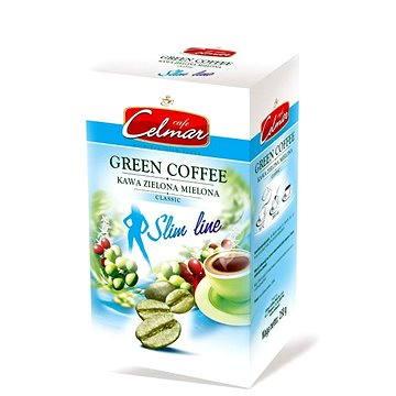 René green coffee mletá zelená káva 250g (RN55029)