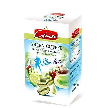 René green coffee lemon grass zelená káva s citronovou trávou, mletá, 250g (RN55030)