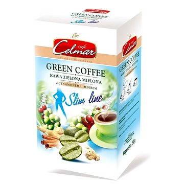 René green coffee ginger zelená káva se zázvorem, mletá, 250g (RN55031)