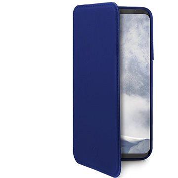 CELLY Prestige pro Samsung Galaxy S9 modré (PRESTIGE790BL)