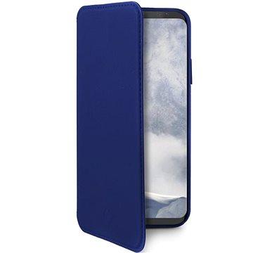 CELLY Prestige pro Samsung Galaxy S9 Plus modré (PRESTIGE791BL)