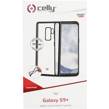 CELLY Laser pro Samsung Galaxy S9+ černé (LASERMATT791BK)