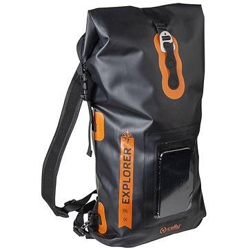 "CELLY Explorer 20L s kapsou na mobilní telefon do 6.5"" černý (EXPLORERBP20LBK)"