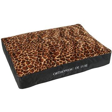 Olala Pets Ortopedická matrace De Luxe 100 x 70 cm , žirafa (8592644136594)