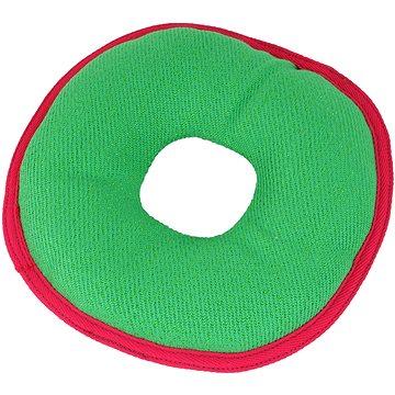 Olala pets odolný kruh, zelený, hračka pro psy (8592644123082)