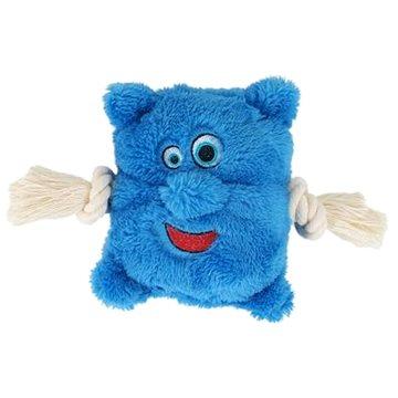 Olala pets mazlík modrý, hračka pro psy (8592644123112)