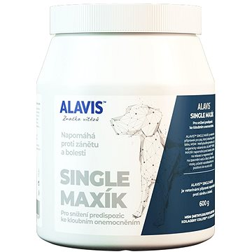 Alavis Single Maxík 600 g (8594191410196)
