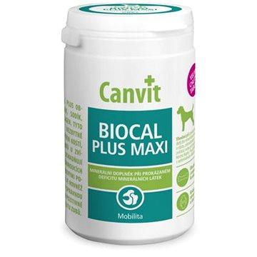 Canvit Biocal Plus MAXI ochucené pro psy 230g (8595602531455)