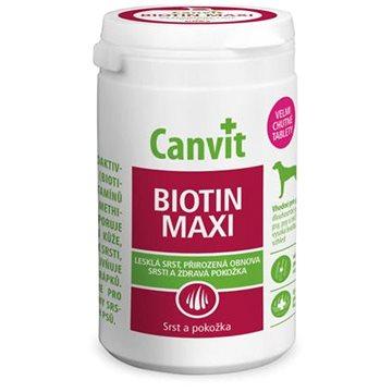 Canvit Biotin Maxi ochucené pro psy 500g (8595602507955)