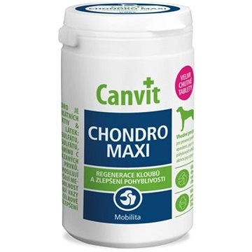 Canvit Chondro Maxi pro psy ochucené 500g (8595602508044)