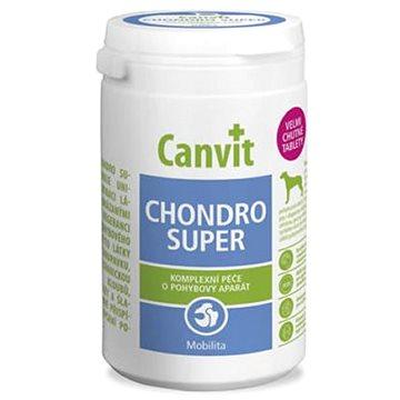 Canvit Chondro Super pro psy ochucené 500g (8595602508150)