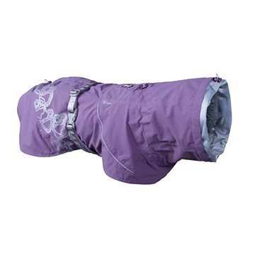 Obleček Hurtta Drizzle coat fialová 40 (6410329332159)