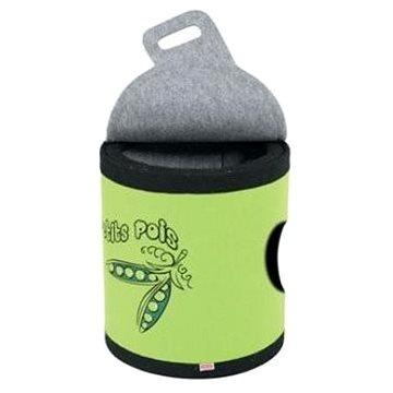 Pelech/box pro kočky PEAS zelená Zolux (3336025040057)