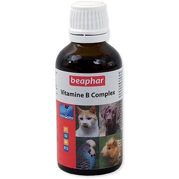 BEAPHAR Kapky vitamínové B-komplex 50ml (8711231116416)