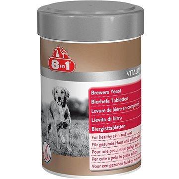 Kvasnice pivovarské pro psy 8in1 260 tbl (4048422105688)