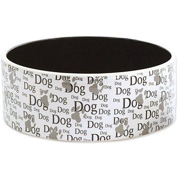 DOG FANTASY Miska keramická potisk Dog 1,4 l 20 × 7,5 cm (8595091770649)