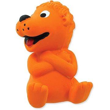 DOG FANTASY hračka latex zvířata se zvukem mix 7-9 cm (8595091782062)