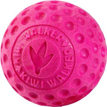 Kiwi Walker Plovací míček z TPR pěny, růžová, 9 cm (8596080002260)