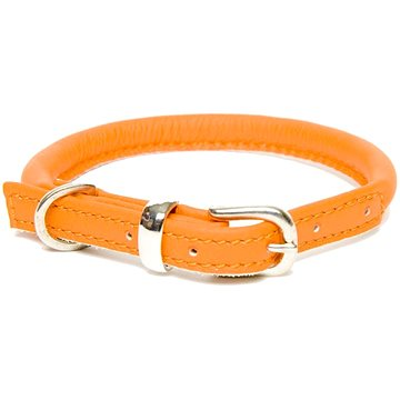 Dogs & Horses Rolled Leather Orange M (0617215957649)