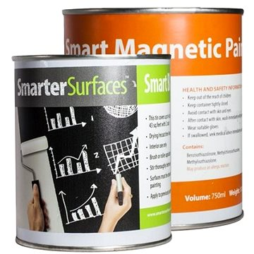 Tabulová barva - magnetická 4m2 (SWPBMP-SET)