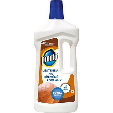 Pronto extra ochrana vosk na dřevěné podlahy 750 ml