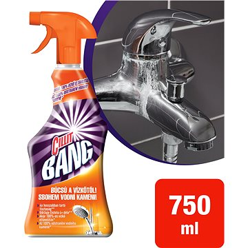 CILLIT BANG Spray Proti vodnímu kameni a pro větší lesk 750 ml