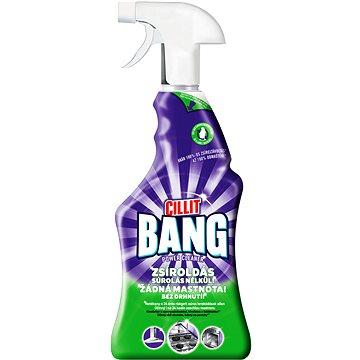 CILLIT BANG Spray Proti mastnotě a pro větší lesk 750 ml