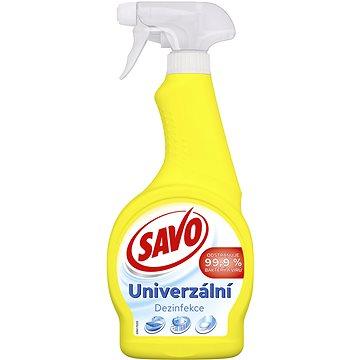 Čisticí prostředek SAVO Univerzální dezinfekční sprej 500 ml (8710908108419)