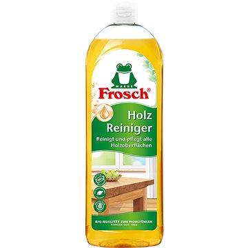Čisticí prostředek FROSCH EKO čistič na dřevěné podlahy a povrchy 750 ml (4009175941626)