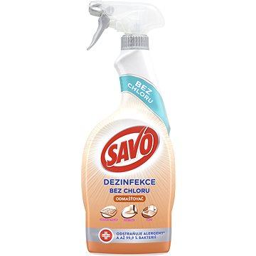 Čisticí prostředek SAVO Bez Chloru Odmašťovač 700 ml (8710908265488)