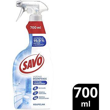 Čisticí prostředek SAVO Bez Chloru Na Vodní Kámen 700 ml (8710908264757)