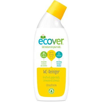 WC gel ECOVER WC čistič s vůní citrus 750 ml (5412533405859)