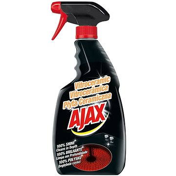 Čisticí sprej AJAX speciální spray na sklokeramické desky 500 ml (8718951077850)