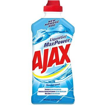 Čisticí gel AJAX Max Power Gel Waterfall Splash 750 ml (8718951060418)