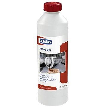 Leštidlo XAVAX lešticí prostředek pro myčky na nádobí 500 ml (4047443322937)