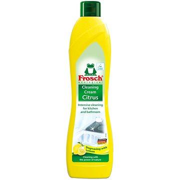 Čisticí prostředek FROSCH EKO Tekutý písek citron 500 ml (4009175145796)