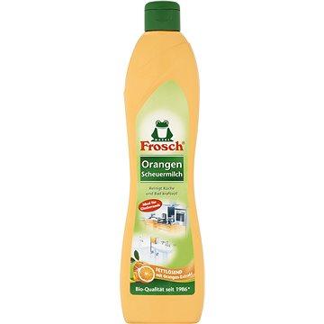 Čisticí prostředek FROSCH EKO Tekutý písek pomeranč 500 ml (4009175138972)