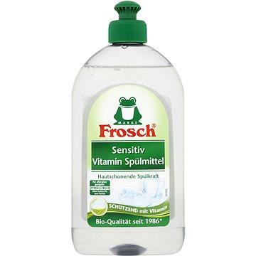 FROSCH Na nádobí pro alergiky 500 ml (9001531181597)