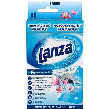 Čisticí prostředek LANZA Čistič pračky 250 ml (8410104033026)