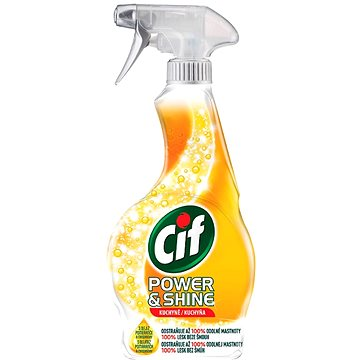 Čisticí sprej CIF Power & Shine Kuchyň 500 ml (8710908844645)